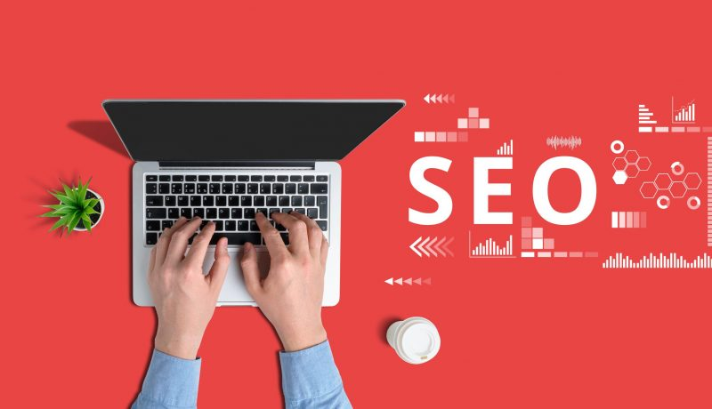 The concept of search engine optimization specialist.